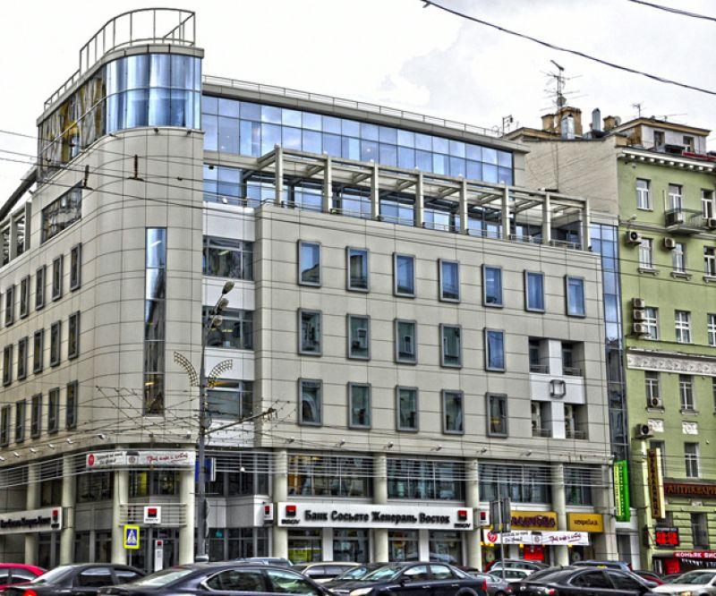 бизнес-центр Бронная Плаза