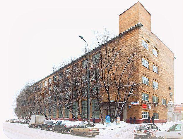 бизнес-центр Руставели 14
