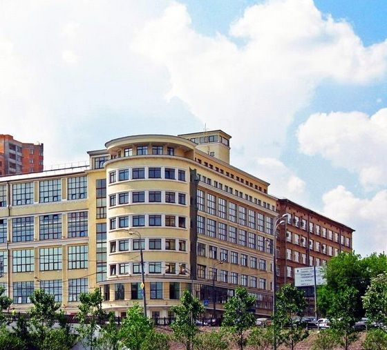 бизнес-центр Яуза Тауэр