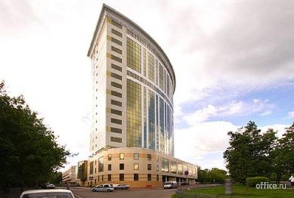 бизнес-центр Алексеевская Башня