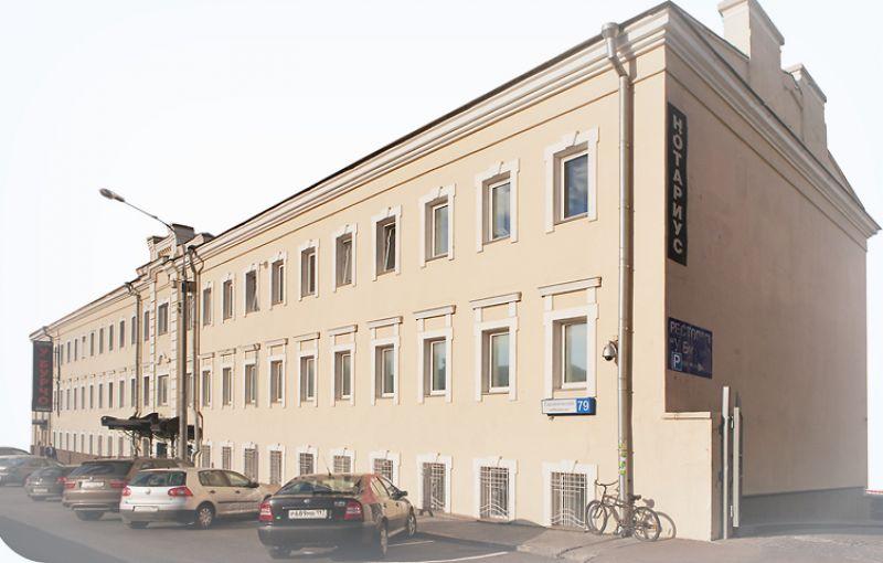 бизнес-центр Садовническая набережная, 79
