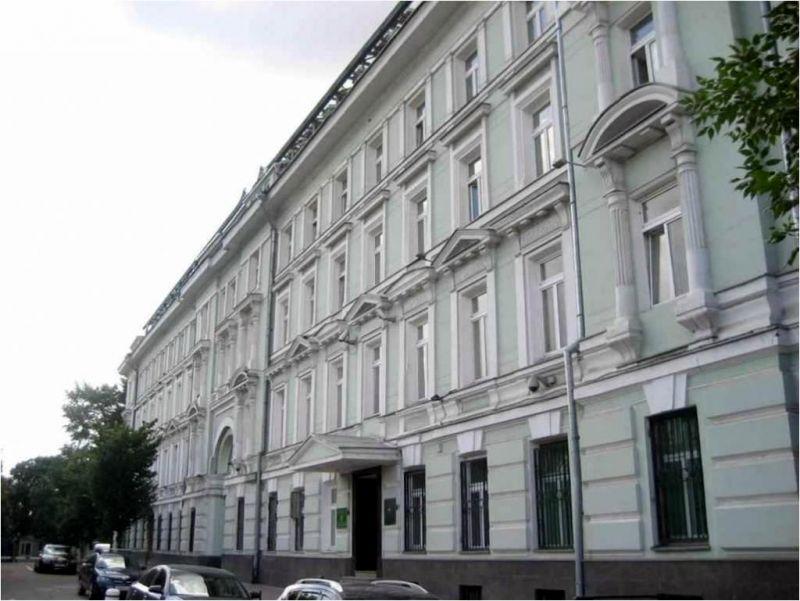 бизнес-центр Комплекс зданий на Кропоткинской