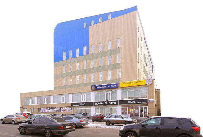 бизнес-центр Тушино