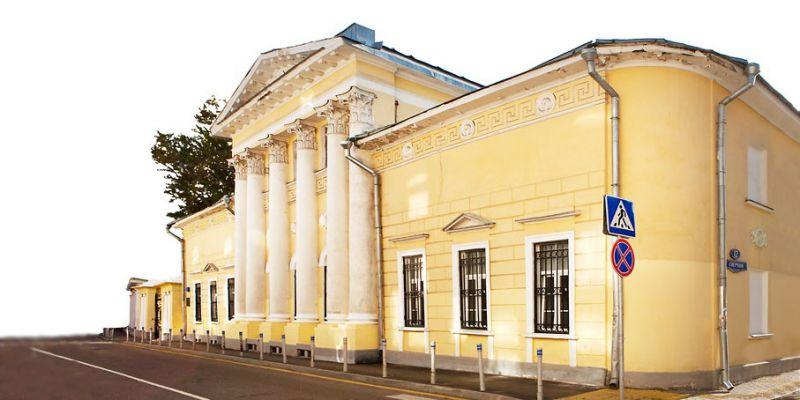 бизнес-центр Потаповский