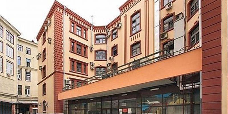 бизнес-центр Петровка, 15