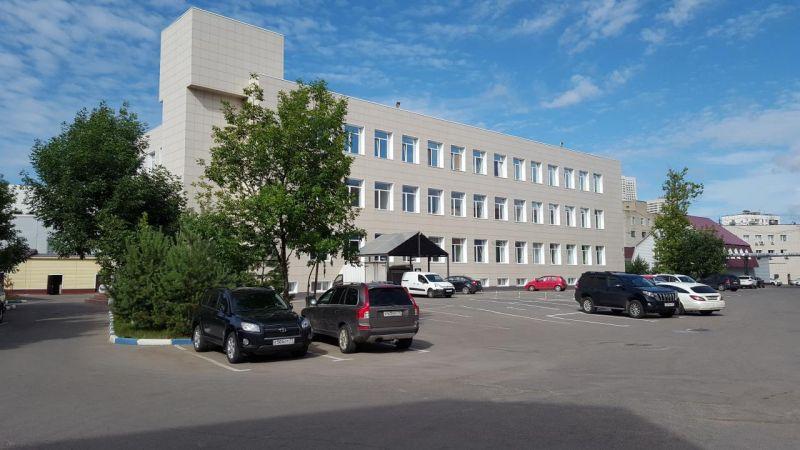 бизнес-центр Старопетровский