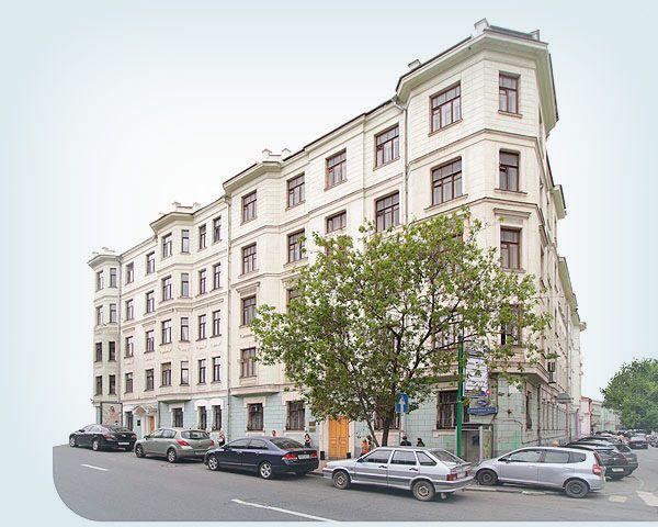 бизнес-центр Art Building
