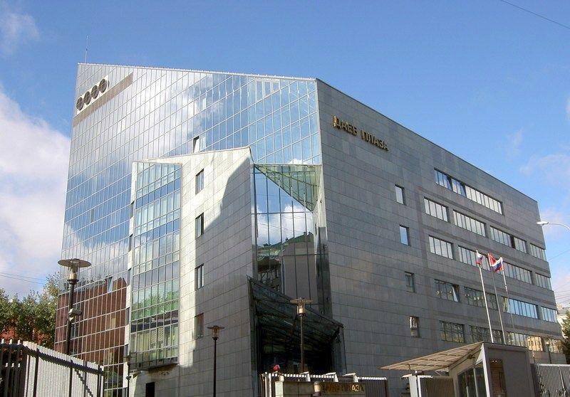 бизнес-центр Daev Plaza