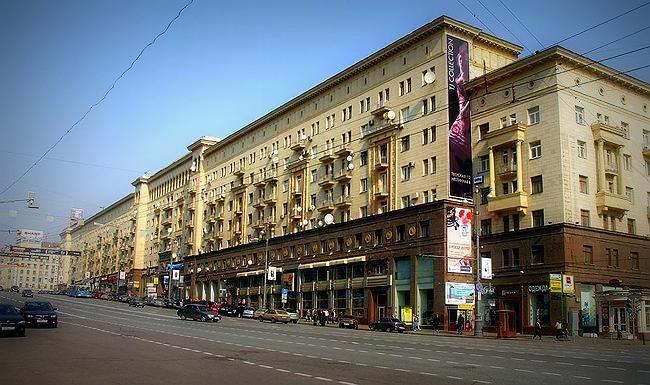 бизнес-центр Тверская, 6, стр.2