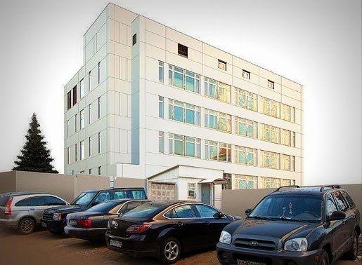 бизнес-центр Шереметьевская 85