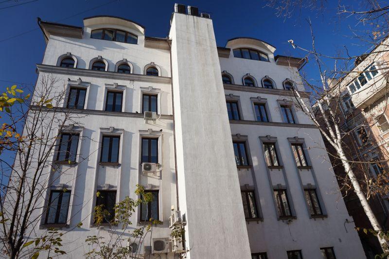 бизнес-центр Тимура Фрунзе 20