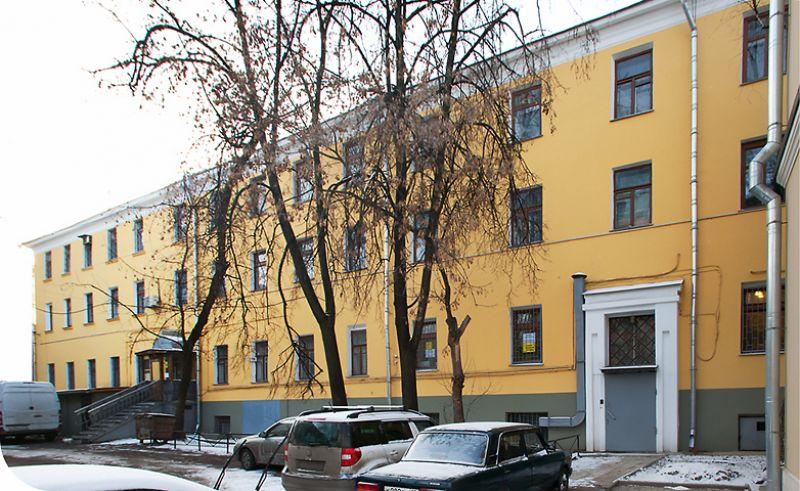 бизнес-центр Средний Кисловский