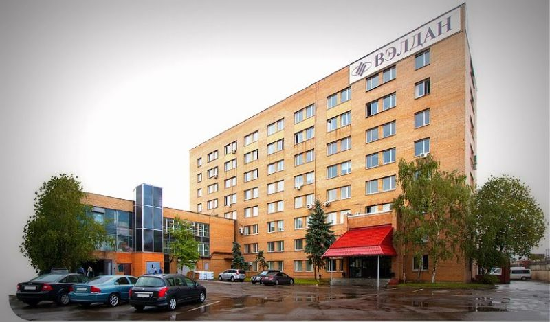 бизнес-центр Вэлдан
