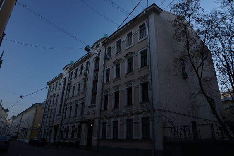 бизнес-центр Сеченовский, 8