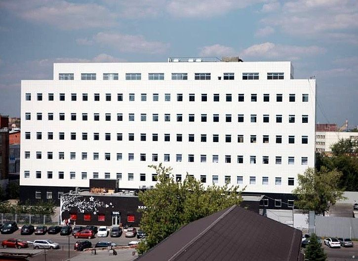 бизнес-центр Южный Порт