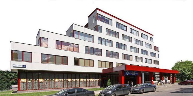 бизнес-центр Арбат