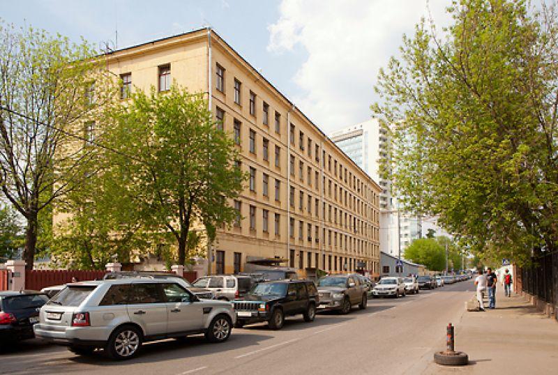 бизнес-центр АВЭКС