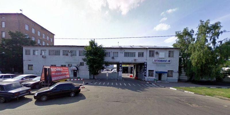 бизнес-центр Нагатинский проезд
