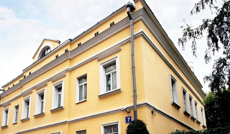 бизнес-центр Спасоналивковский