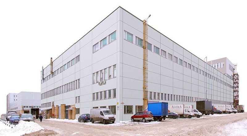 бизнес-центр Бережковская набережная, 20