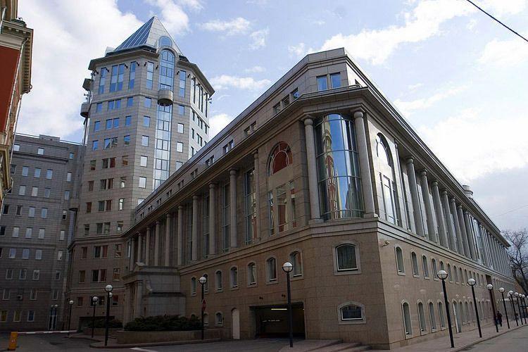 бизнес-центр Усадьба Центр
