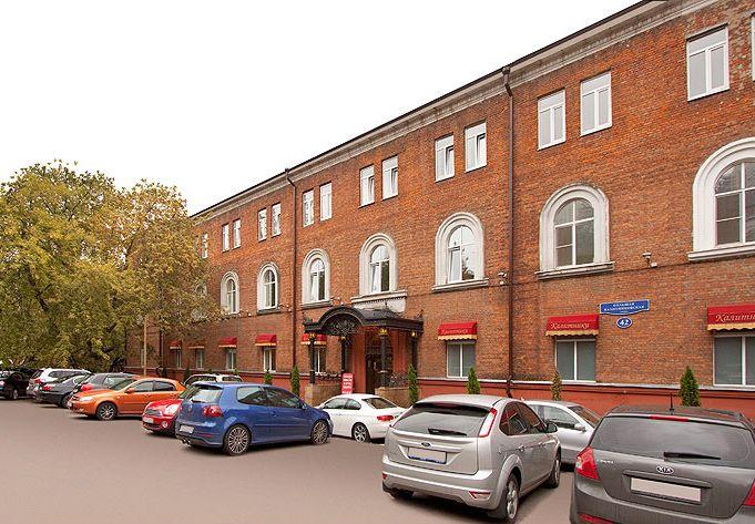 бизнес-центр Большая Калитниковская, 42