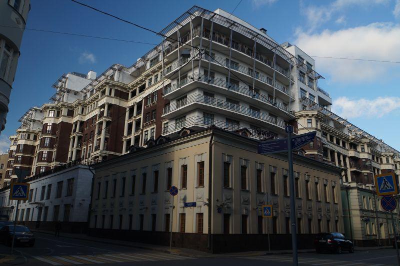 бизнес-центр Онегин