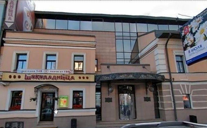 бизнес-центр Николоямская Плаза