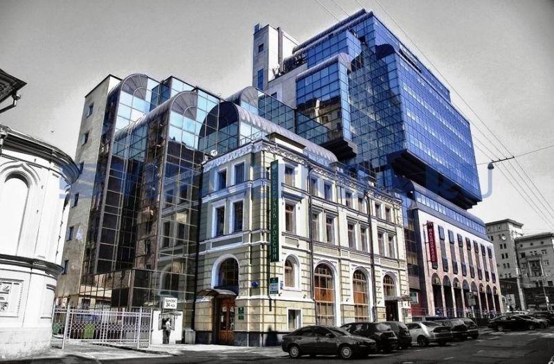 бизнес-центр На Газетном