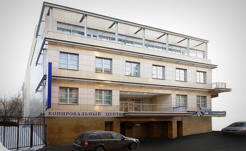 бизнес-центр На Большом Дровяном, 6