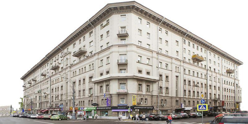 бизнес-центр Большая Сухаревская, 16-18