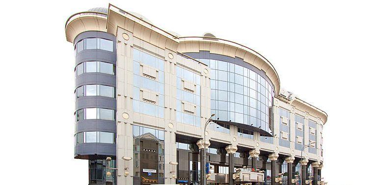 бизнес-центр Чайка Плаза VII