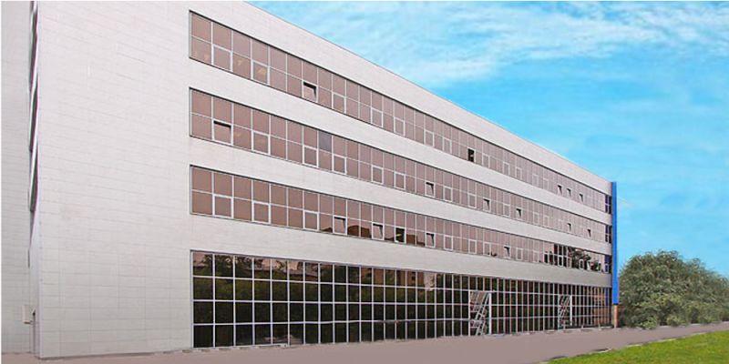 бизнес-центр Ультрамарин