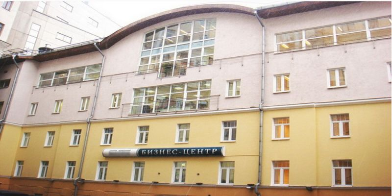 бизнес-центр Тверская 9