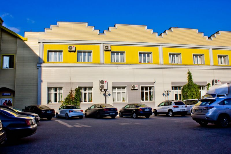 бизнес-центр Дербеневский
