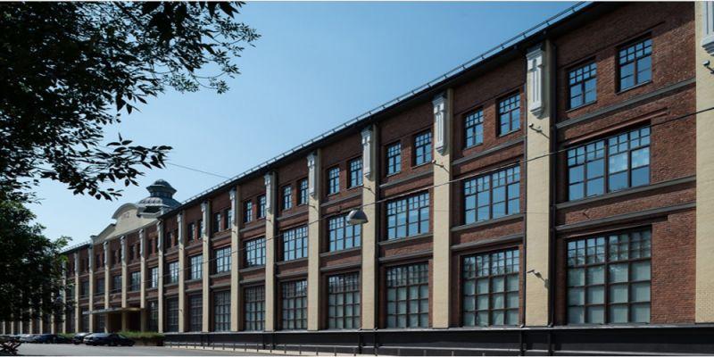 бизнес-центр Фабрика Станиславского