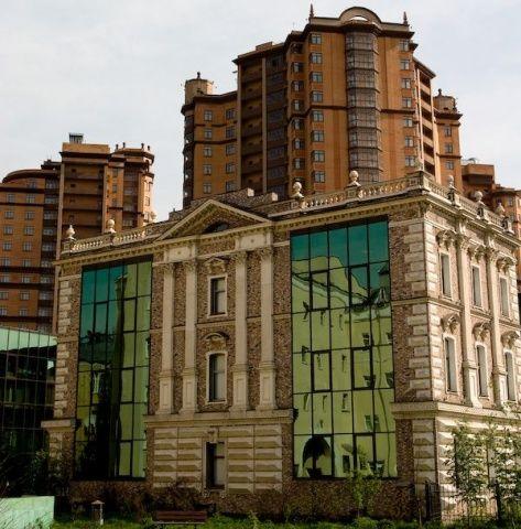 бизнес-центр Tupolev Plaza