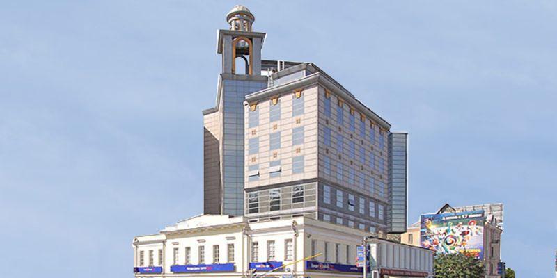 бизнес-центр Mosenka III