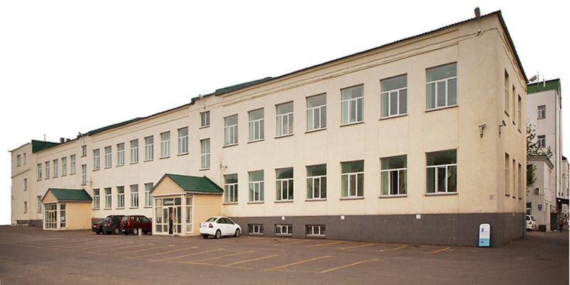 бизнес-центр Нагатинская, 1