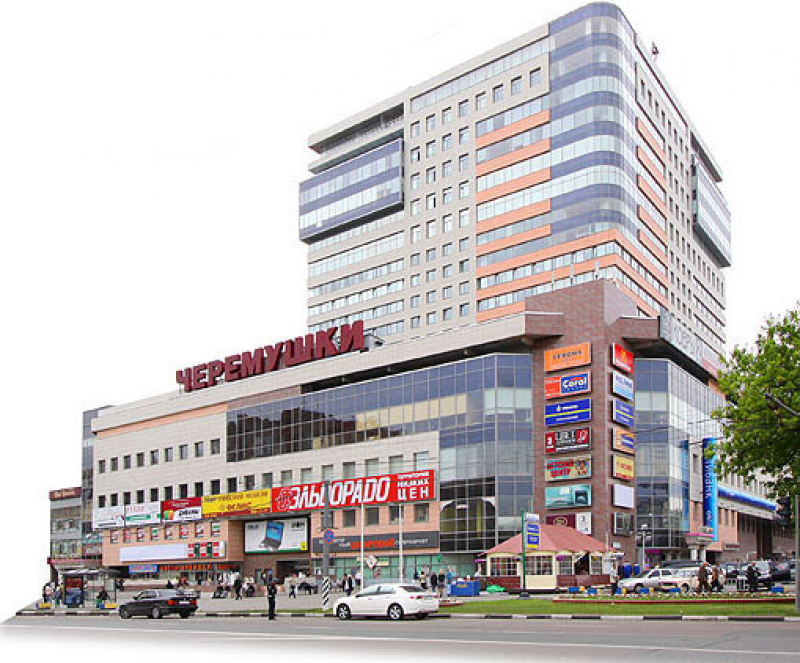 бизнес-центр Cherry Tower