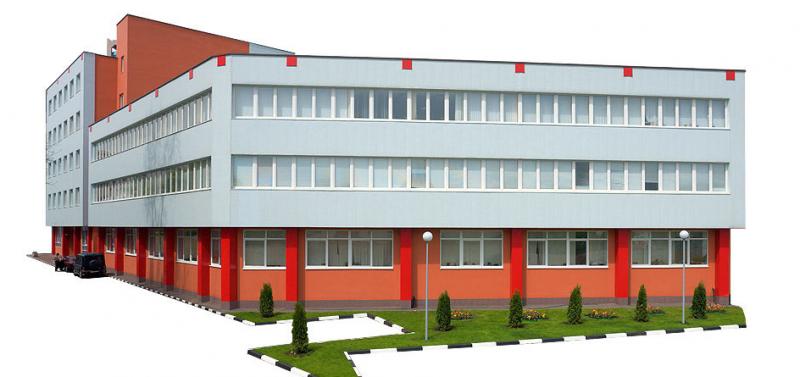 бизнес-центр Гамма на Тульской