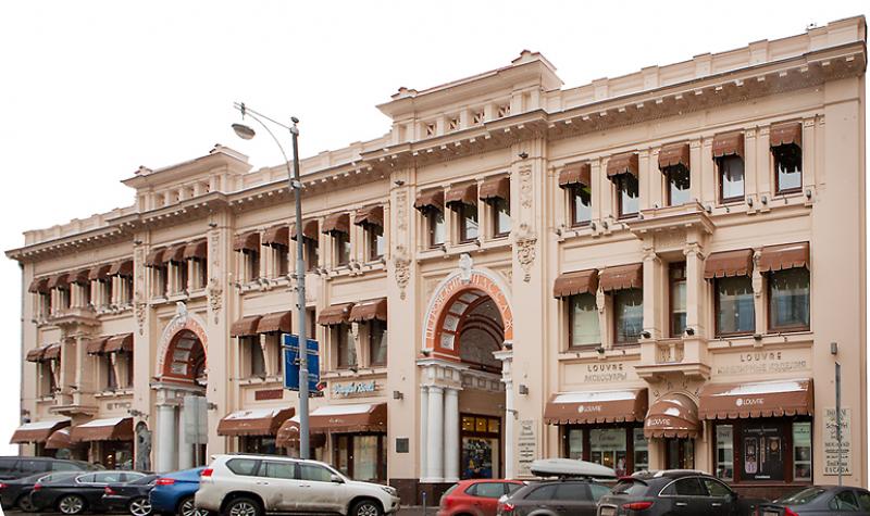 бизнес-центр Петровский Пассаж