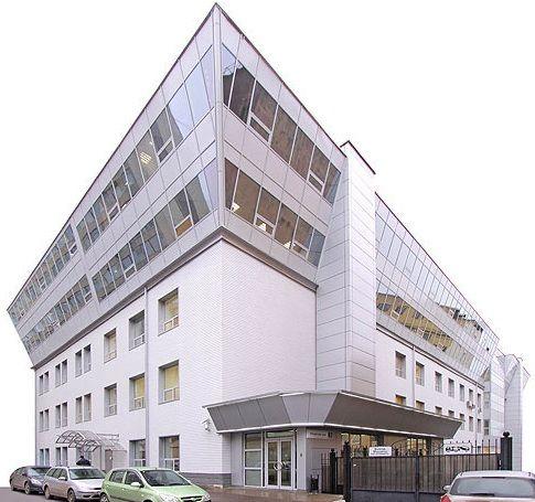 бизнес-центр Крымский Вал