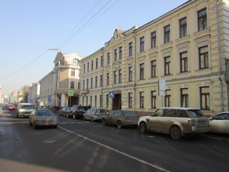 бизнес-центр Садовническая 73
