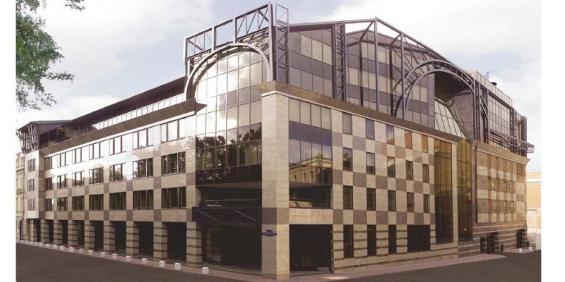 бизнес-центр Вознесенский
