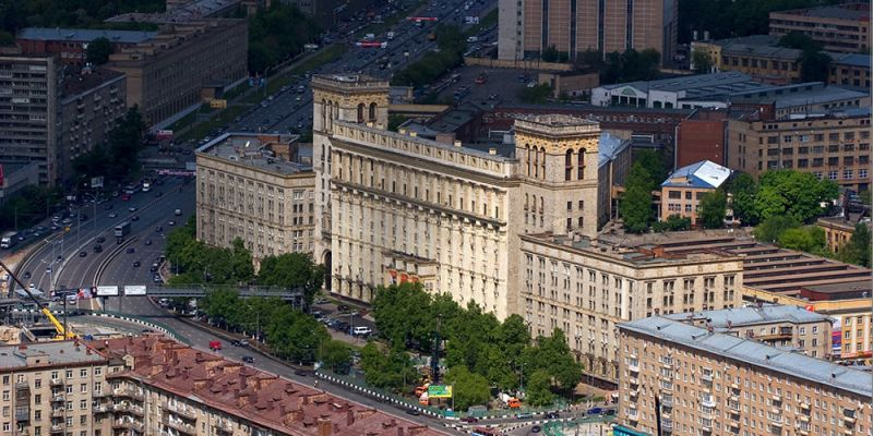 бизнес-центр Москва-Сокол