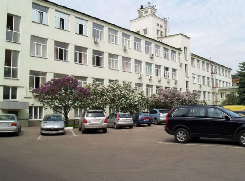 бизнес-центр Орджоникидзе, 11