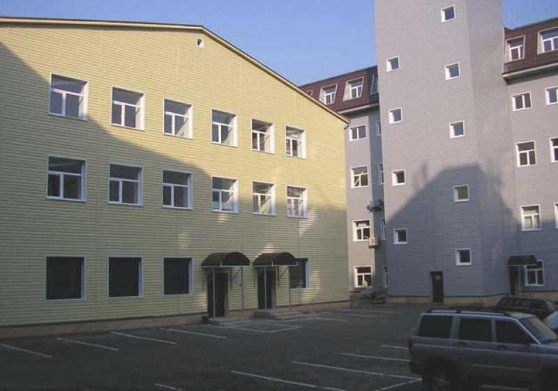 бизнес-центр Огородный проезд, 5