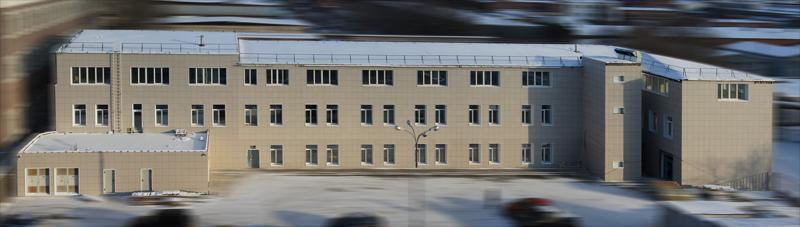 бизнес-центр Интерьер