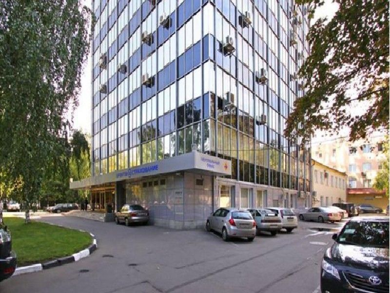 бизнес-центр На Люсиновской 36